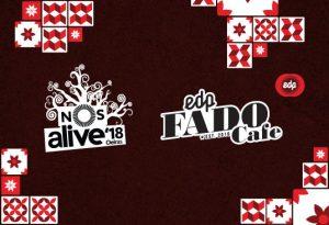 António Zambujo e Pedro Seabra confirmados no Palco EDP Fado Cafe dia 12 de julho no NOS Alive'18